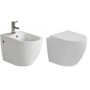 ZESTAW PRIMO MUSZLA WC + BIDET