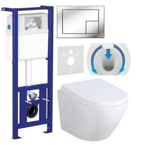 7w1 - CERSANIT + WC PRIMO + TWARDA DESKA WOLNOOPAD...