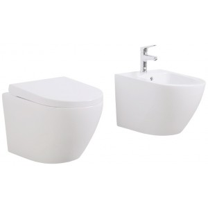 ZESTAW PRIMO MUSZLA WC + BIDET PRIMO