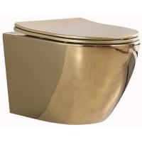 MUSZLA WC GOLD 01