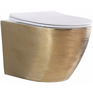 MUSZLA WC GOLD 03